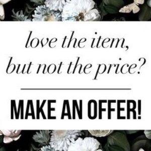 Other - Make an offer✨